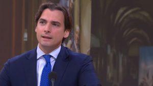 Thierry Baudet van Forum voor Democratie