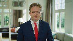 Pieter Omtzigt, de toegewijde harde werker