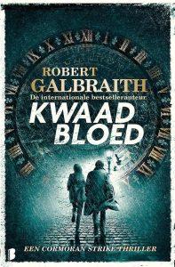Boek van Robert Galbraith